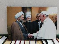 دیدار با پاپ فرانسیس